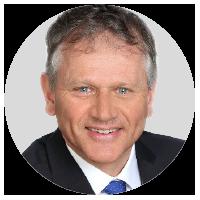 Hans-Jörg Henle, Vorsitzender des Stiftungsrates